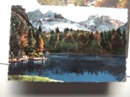 Zwitserland Schweiz Suisse BE Kandergrund Blausee - BE Berne