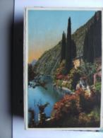 Zwitserland Schweiz Suisse TI Lago Di Lugano Oria - TI Ticino