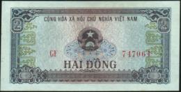 VIETNAM Viet Nam - 2 Dong 1980 AU-UNC P.85 - Viêt-Nam
