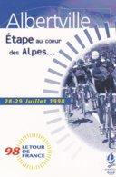 France Carte Postale 1998 Albertville - France