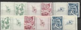 O-038-CZECHOSLOVAKIA 1949 -70Y EAR WORLD POST(UPU) -CAT. MICHEL NUNNER  575-577 -MNH** - Tschechoslowakei/CSSR