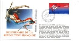 REVOLUTION FRANCAISE - LES VILLES FETENT LE BICENTENAIRE - ETOILE SUR RHONE DROME - French Revolution