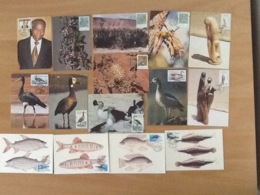 Collection Maximumcards Venda. - Stamps