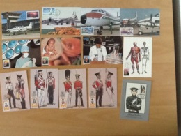 Collection Maximumcards Ciskei/Transkei. - Stamps