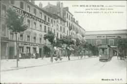 69 LYON / Hotel De La Tour Du Pin / - Sin Clasificación