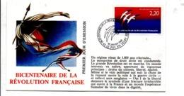 REVOLUTION FRANCAISE - LES VILLES PREFECTURES FETENT LE BICENTENAIRE - LE PUY EN VELAY HAUTE LOIRE - French Revolution