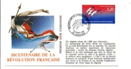 REVOLUTION FRANCAISE - LES VILLES PREFECTURES FETENT LE BICENTENAIRE - ORLEANS LOIRET - French Revolution