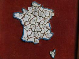 LOT 22 PIN'S JEUX OLYMPIQUE ALBERTVILLE 1992 PARCOURS DE LA FLAMME. LA POSTE. AVEC  OU SANS CADRE. - Pin's