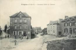 CPA 22 Côtes D'Armor Du Nord Yvignac Ancienne Geôle Du Château - France