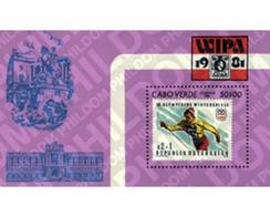 Ref. 70561 * MNH * - CAPE VERDE. 1981. WIPA 1981. INTERNATIONAL PHILATELIC EXHUBITION . WIPA 1981. EXPOSICION FILATELICA - Kap Verde