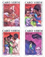 Ref. 29639 * MNH * - CAPE VERDE. 1990. VACUNACION - Kap Verde