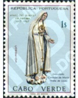 Ref. 298710 * MNH * - CAPE VERDE. 1967. CINCUENTENARIO DE LAS APARICIONES DE FATIMA - Kap Verde