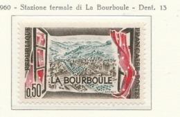 PIA  - FRANCIA  -  1960  : Stazione Termale Di La Barboule  - (Yv  1256) - Hydrotherapy