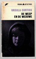 Prisma Detective 29: De Wesp En De Weduwe (Ursula Curtiss) (Het Spectrum 1965) - Détectives & Espionnages