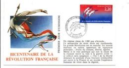 REVOLUTION FRANCAISE - LES VILLES PREFECTURES FETENT LE BICENTENAIRE - ALENCON ORNE - French Revolution