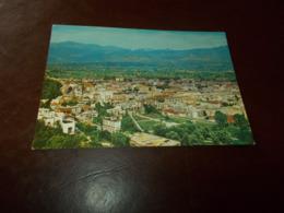 B738  Cassino Frosinone Panorama Viaggiata - Italia