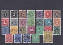 Duitsland Zones Kleine Verzameling G, Zeer Mooi Lot K993 - Francobolli