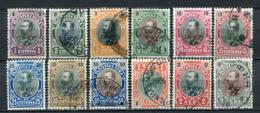 Bulgarien Nr.50/61         O  Used       (381) - 1879-08 Principato