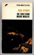 Prisma Detective 14: De Das Van Nero Wolfe (Rex Stout) (Het Spectrum 1964) - Détectives & Espionnages