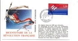 REVOLUTION FRANCAISE - LES VILLES PREFECTURES FETENT LE BICENTENAIRE - PERPIGNAN PYRENEES ORIENTALES - French Revolution
