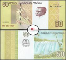 Angola | 50 Kwanzas | 2012 | P.152 | UNC - Angola