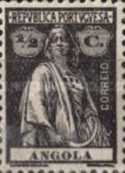 Angola - 1914-24 Ceres 1/2c MH * - Angola