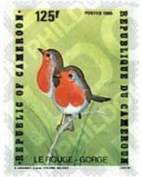 Ref. 32784 * MNH * - CAMEROUN. 1992. BIRD . PAJARO - Camerún (1960-...)
