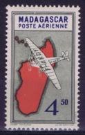 Madagascar Yvert 7 PA  MH/* Flz/ Charniere - Madagaskar (1889-1960)