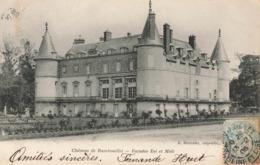 Chateau De RAMBOUILLET - Façades Est Et Midi - Rambouillet (Château)