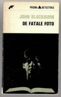 Prisma Detective 52: De Fatale Foto (John Blackburn) (Het Spectrum 1965) - Détectives & Espionnages