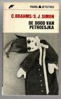 Prisma Detective 53: De Dood Van Petroesjka (C. Brahms / S.J. Simon) (Het Spectrum 1964) - Détectives & Espionnages