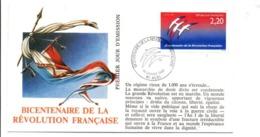 REVOLUTION FRANCAISE - LES VILLES FETENT LE BICENTENAIRE - ALBI TARN - French Revolution