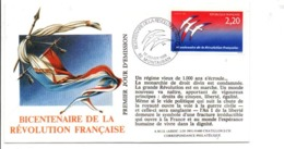 REVOLUTION FRANCAISE - LES VILLES FETENT LE BICENTENAIRE - MONTAUBAN TARN ET GARONNE - French Revolution