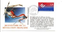 REVOLUTION FRANCAISE - LES VILLES PREFECTURES FETENT LE BICENTENAIRE - AVIGNON VAUCLUSE - French Revolution