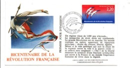 REVOLUTION FRANCAISE - LES VILLES PREFECTURES FETENT LE BICENTENAIRE - LA ROCHE SUR YON VENDEE - French Revolution