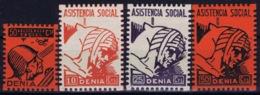 Spian : Asistencia Social Denia - Vignetten Van De Burgeroorlog