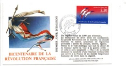 REVOLUTION FRANCAISE - LES VILLES PREFECTURES FETENT LE BICENTENAIRE - LIMOGES HAUTE VIENNE - French Revolution