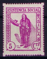 Spian : Asistencia Social Silla - Vignetten Van De Burgeroorlog