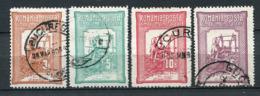 Rumänien Nr.165/8       O  Used       (822) - 1881-1918: Charles I