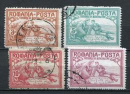 Rumänien Nr.169/72       O  Used       (823) - 1881-1918: Charles I