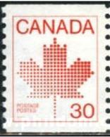 Ref. 206903 * MNH * - CANADA. 1982. NATIONAL EMBLEM . EMBLEMA NACIONAL - 1952-.... Reign Of Elizabeth II