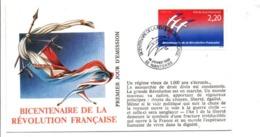 REVOLUTION FRANCAISE - LES VILLES PREFECTURES FETENT LE BICENTENAIRE - NANTERRE HAUTS DE SEINE - French Revolution