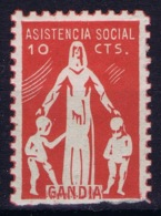 Spian : Asistencia Social Gandia - Vignetten Van De Burgeroorlog