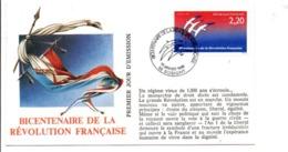 REVOLUTION FRANCAISE - LES VILLES PREFECTURES FETENT LE BICENTENAIRE - BOBIGNY SEINE SAINT DENIS - French Revolution