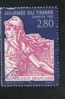 France Oblitéré  1996  N° 2991  Journée Du Timbre - Francia