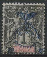 Nouvelle Caledonie (1903) N 67 (o) - Gebruikt