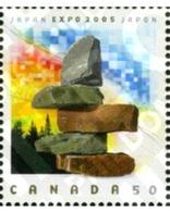 Ref. 178014 * MNH * - CANADA. 2005. EXPO 2005. AICHI UNIVERSAL EXHIBITION . EXPO 2005. EXPOSICION UNIVERSAL DE AICHI - Universal Expositions