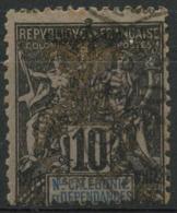 Nouvelle Caledonie (1903) N 72A (o) - Neukaledonien