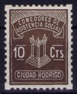 Spian : Asistencia Social Ciudao-Rodrigo - Vignetten Van De Burgeroorlog