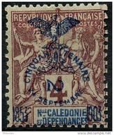 Nouvelle Caledonie (1903) N 82 * (charniere) - Neukaledonien